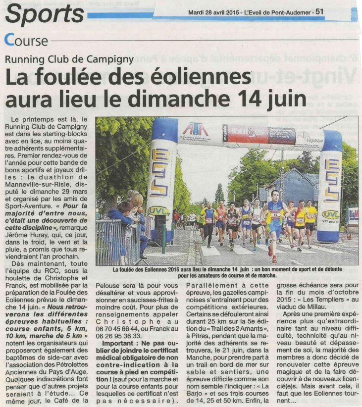 Article Eveil avril 2015